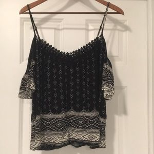 NEW! Forever 21 - Off the Shoulder Top